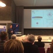 Maarten de Jong (KM3NeT) ESFRI Roadmap Launch event