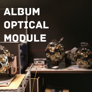 Album-Optical module