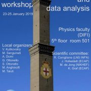 Workshop on simulation and data analysis – KM3NeT